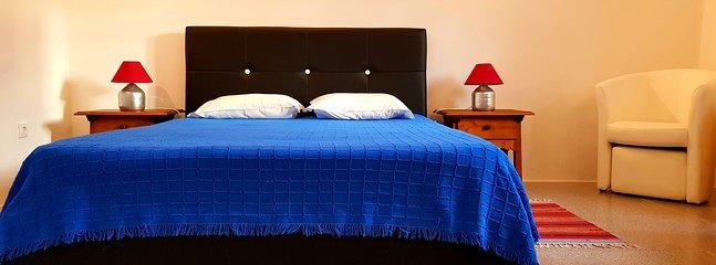 Quarto de casal Double room