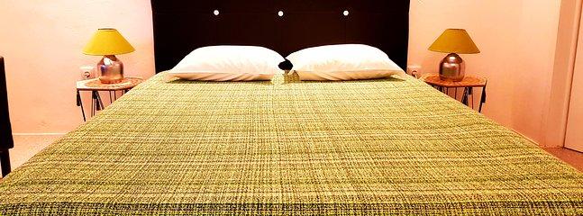 Cama de casal Bouble bed