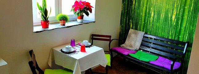 Sala pequeno almoço Breakfast room