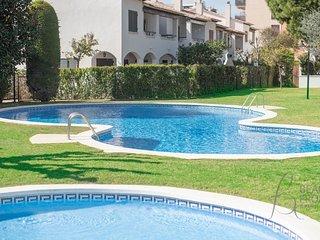 R85 Casa adosada con 2 piscinas 50m de la playa