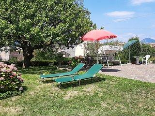 Virgilio Zanetti - Appartamento con 2 camere, piano terra, terrazza e giardino