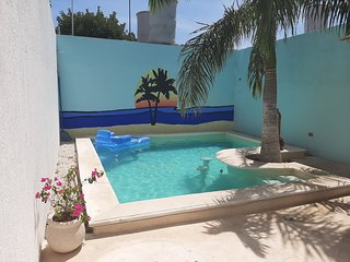 Casa Marie Adele,Location,Location, just steps to the Beach.....