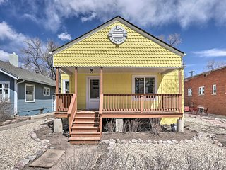 NEW! Charming Colorado Springs Retreat w/ Hot Tub!