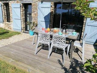 Belle maison neuve, confort et modernité sur la Presqu'île de Rhuys, Ty Maez