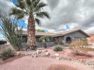 Bright Secluded Home 3Mi to Lake Havasu State Park