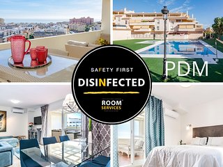 PDM - Elegant Apartment with Breathtaking Sea view