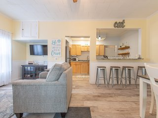 Cozy & Spacious House Only a 5 Minute Walk to The Beach!