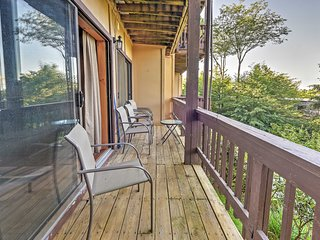 Updated Condo w/Balcony - Walk to Beech Mtn Resort