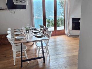 Apartment mit spektakulärem Seeblick und Salzwasserpool017189-CNI-00008