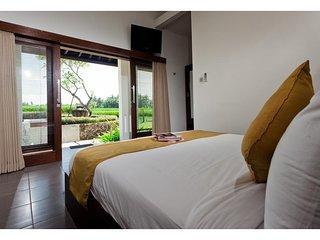 1BR Deluxe Room Villa - Patio - Breakfast at Ubud