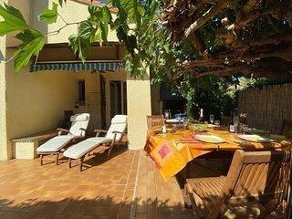 Villa CLIMATISEE - WIFI - 4/6 personnes ARGELES SUR MER