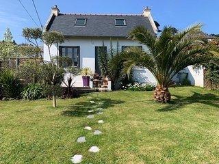 Maison de charme 3* avec jardin clos terrasse PERROS-GUIREC
