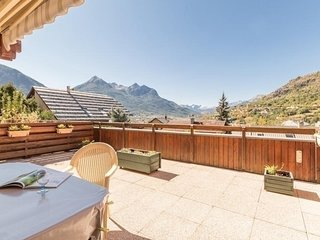 Appartement 3 pieces cabine - 4/6 couchages Briancon