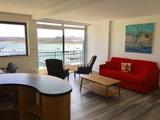 Superbe appartement 3 etoiles TRES BELLE VUE MER a PERROS-GUIREC