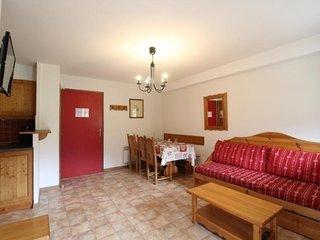 BONB38 - Appartement spacieux  pour 6 personnes au pied des pistes