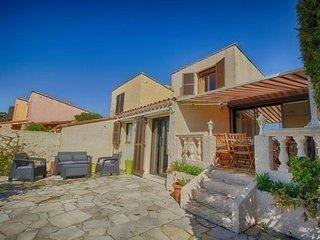 PORTICCIO- Villa mitoyenne centre de Porticcio V-TERRA BELLA 137