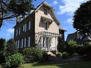 Belle villa en granit rose VUE SUR MER a PERROS-GUIREC