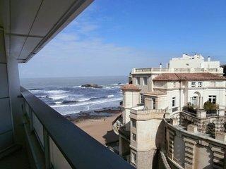 Miramar 43 : studio vue mer - situation exceptionnelle en front de mer