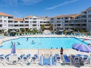 Residence proche plage avec piscine