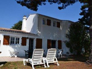 Noirmoutier : Maison de vacances pour 8 personnes proche plage des Sableaux