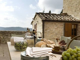 2 bedroom apartment in Castellina in Chianti