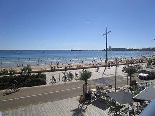 Appartement face a la mer