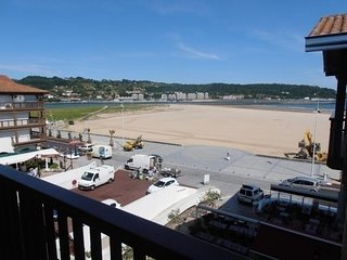 Port Hendaye 119-2 - Appartement face mer avec parking et balcon