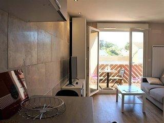 Appartement Studio 2 couchages LA BAULE