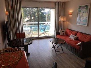 Appartement 2 pieces 4-5 couchages LA BAULE