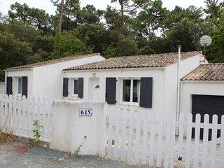 Maison 4 pieces Oleron 6 couchages SAINT GEORGES D'OLERON