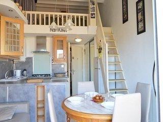 Appartement studio Mezzanine - 4 couchages CAP D'AGDE
