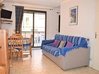 Appartement 2 pieces coin nuit 4 couchages LE LAVANDOU