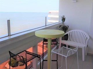 Quartier Pontaillac - Appartement pleine vue mer  ***Meuble de Tourisme classe