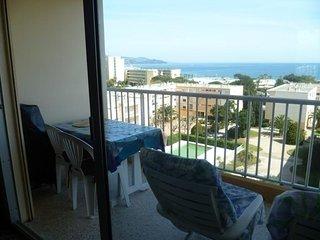 Agreable appartement vue mer  Le Lavandou