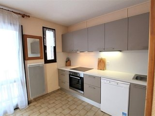 Appartement 2 pieces cabine - 5 personnes Briancon