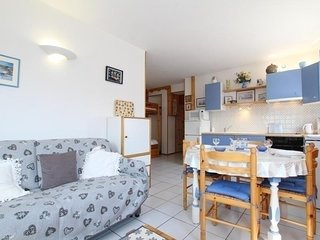 Appartement 2 pieces coin nuit 2/4 personnes Briancon