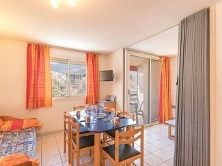 Appartement 2 pieces 2/4 personnes Briancon.