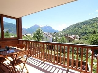 Appartement 4 pieces - 4 couchages Briancon