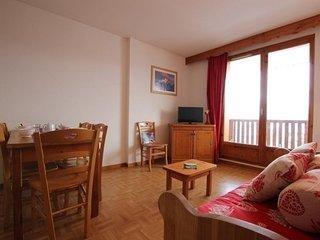 Appartement - 2 pièces coin montagne - 6 personnes - Puy Saint Vincent 1800