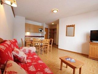 Appartement cabine - 2 pièces - 6 personnes - Puy Saint Vincent 1800