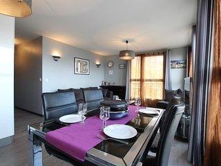 Appartement - 3 pièces - 6 personnes - Puy Saint Vincent 1800