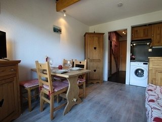 Appartement mezzanine - 2 pieces - 6 personnes  Vallouise