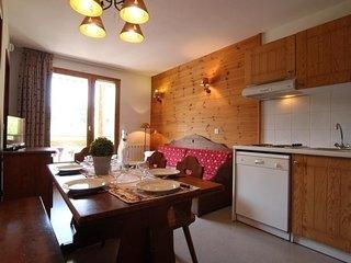 Appartement - 2 pièces - 6 personnes  Pelvoux