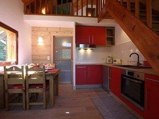 Appartement - 3 pieces - 6 personnes - Vallouise