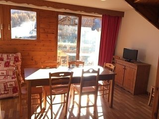 APPARTEMENT - 5 PIECES DUPLEX - 10 PERSONNES - PUY SAINT VINCENT 1800
