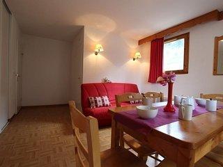 Appartement - 2 pièces cabine - 6 personnes - Puy saint Vincent 1800