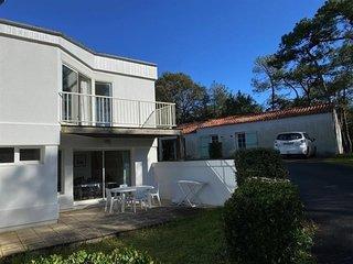 Location Maison Longeville-sur-Mer, 3 pieces, 4 personnes