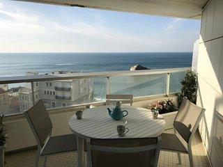 Residence Miramar 21 : Situation de reve en front de mer