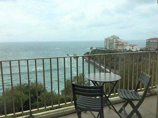 Nadaillac : Appartement avec l'ocean pour Horizon