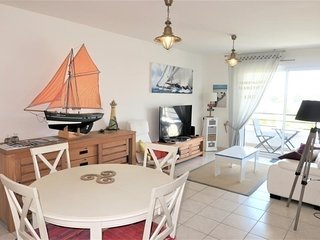 Superbe appartement avec WIFI, petite vue mer a TREGASTEL